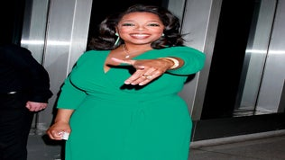 Oprah and OWN Execs Treat Homeless Man to Fancy Dinner