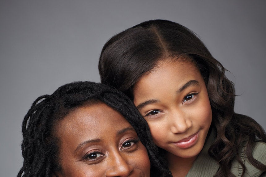 Celebrating Mom: Amandla Stenberg and Other Celebs Share the ...
