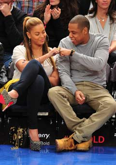 Happy 4th Anniversary, Beyoncé and Jay-Z