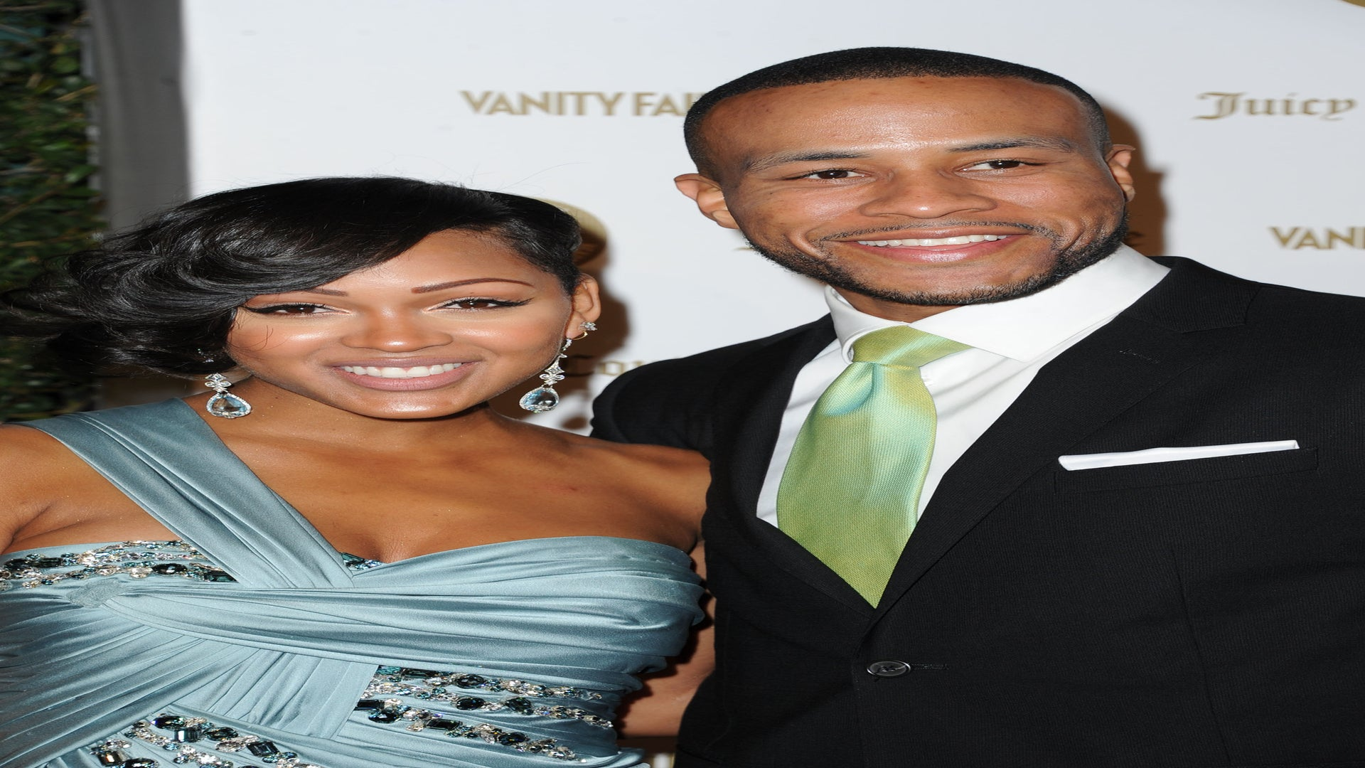 Coffee Talk: Meagan Good is Engaged to DeVon Franklin