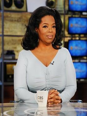 Coffee Talk: Oprah Says OWN's Success Will Peak in 2014