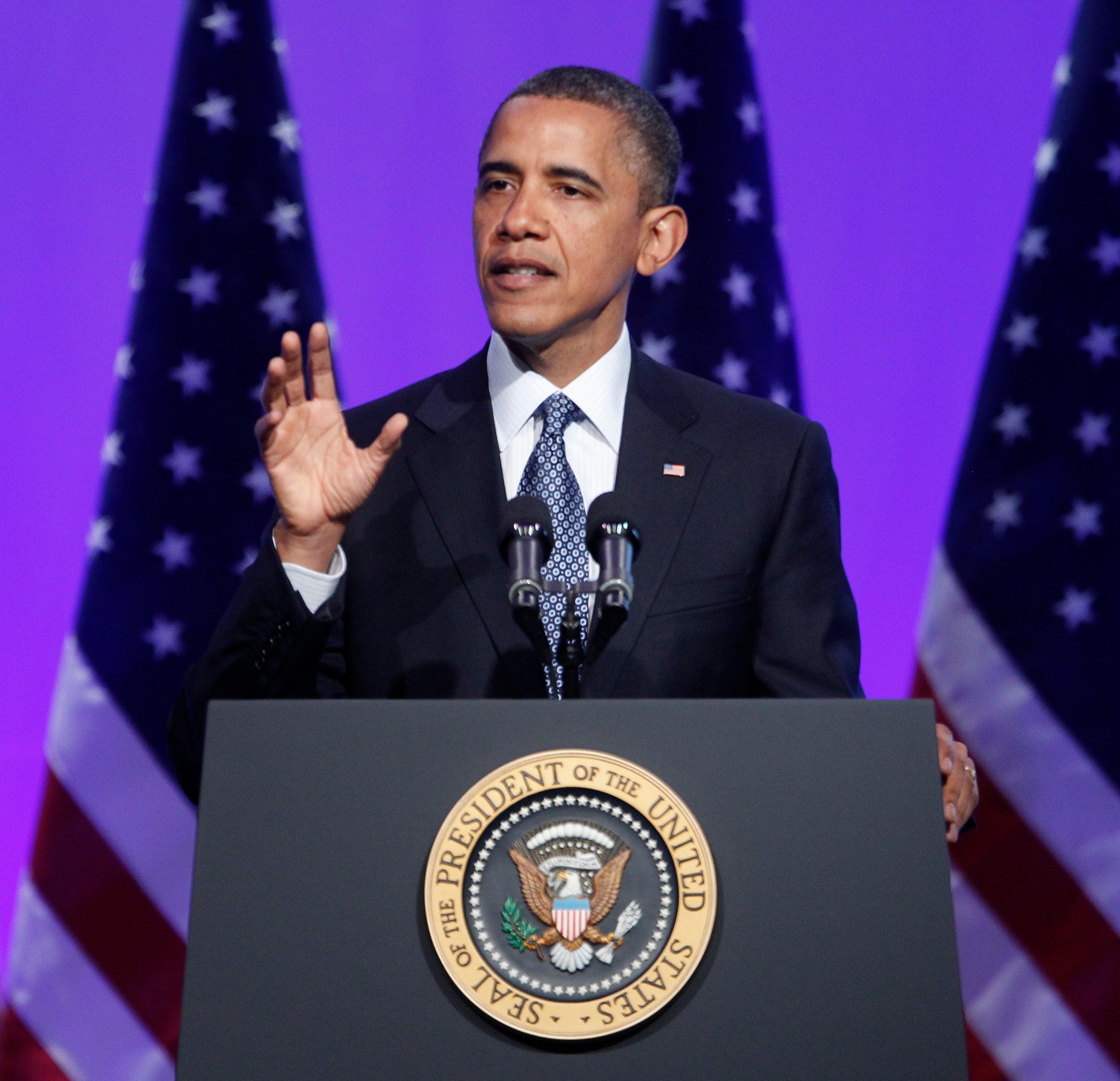 President Obama Talks Importance of Easter at Prayer Breakfast