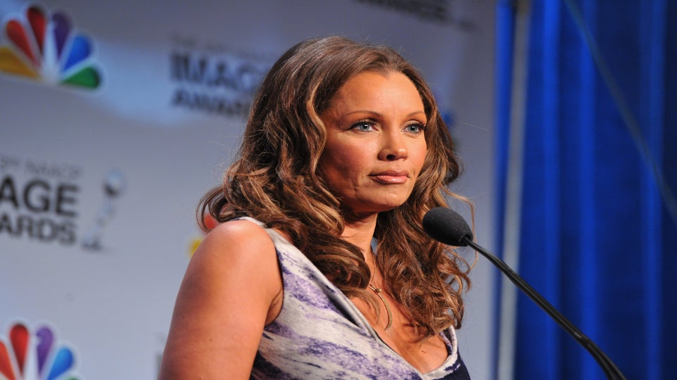 Vanessa L. Williams Admits Being Molested By a Woman at Age 10