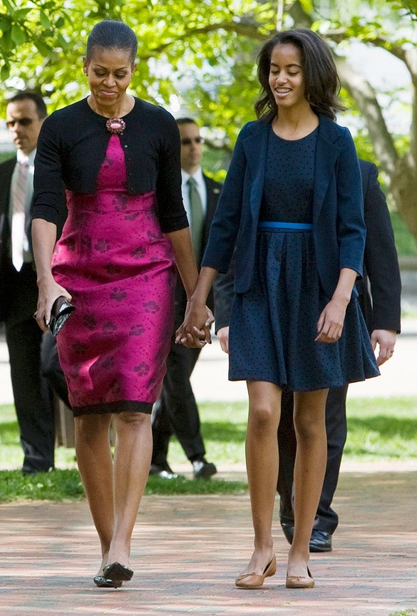 First Lady Style: What She Wore on Easter Sunday