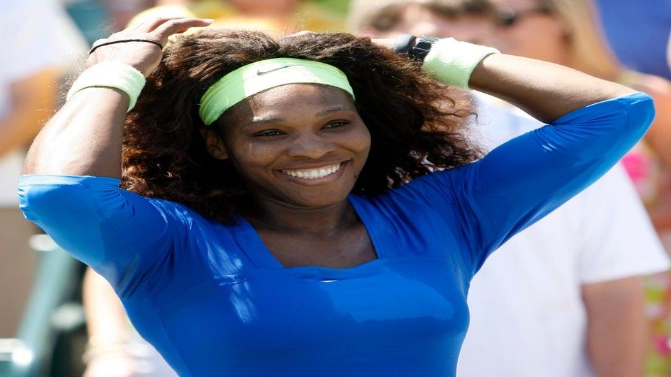 Serena Williams Wins 40th Career Title