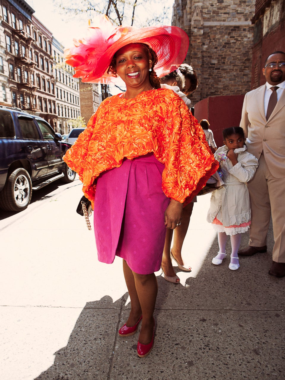 Street Style: Easter Sunday at Abyssinian Baptist Church