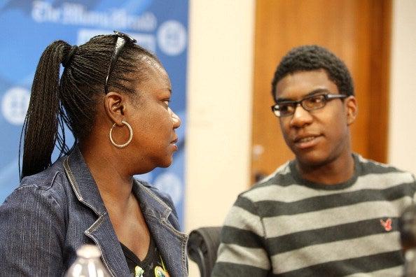 Trayvon Martin's Brother, Jahvaris Fulton, Breaks His Silence