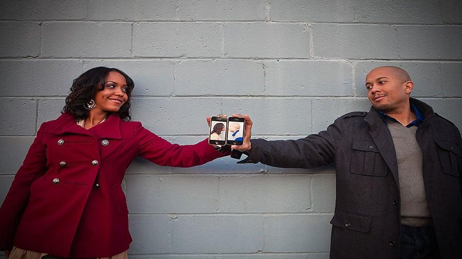 Just Engaged: Alia and Aaron