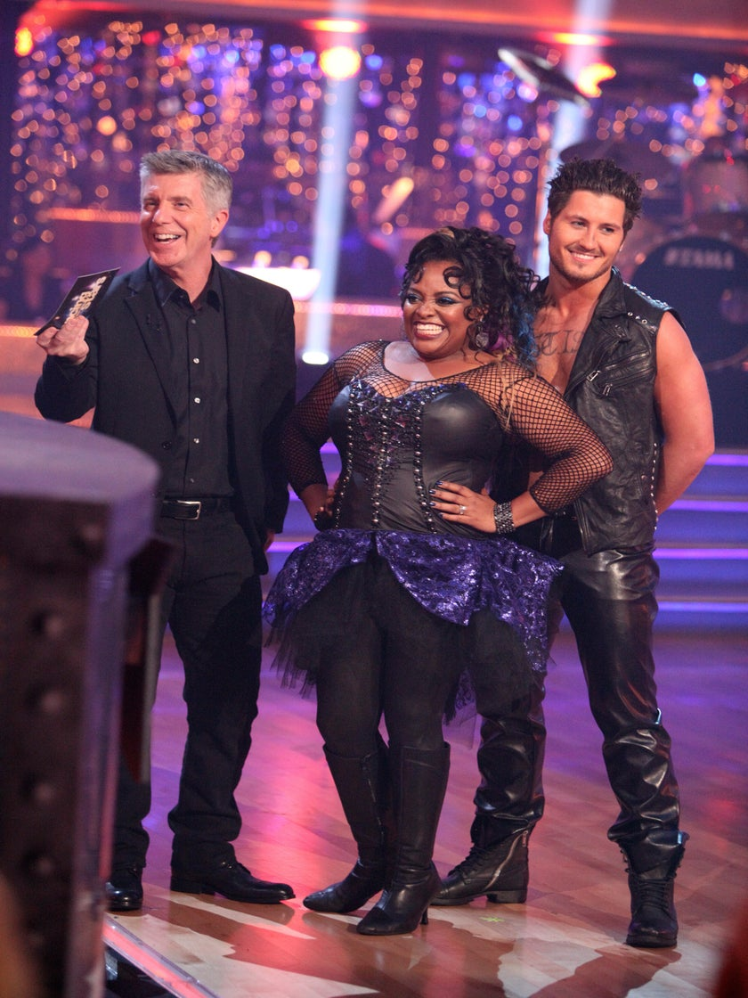 Sherri Shepherd Eliminated from 'Dancing with the Stars'