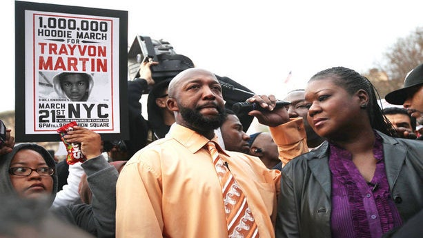 Five Years After His Death, Trayvon Martin's Parents Are Considering Political Careers