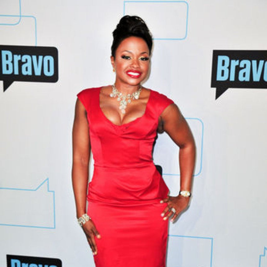 Coffee Talk Video: Phaedra Parks Talks 'Real Housewives of Atlanta' Friendships and Drama