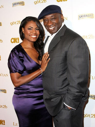 Michael Clarke Duncan and Omarosa Manigault Planned to Wed