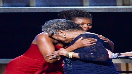 A Woman of Substance: Dr. Maya Angelou on Michelle Obama