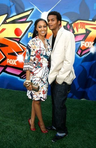 Tia Mowry and Cory Hardrict Renew Their Vows