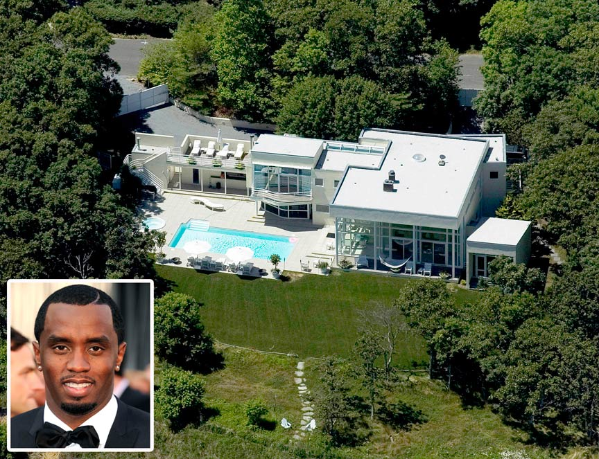 Intruder Breaks Into Diddy's Mansion, Wears His Clothes, Eats His Food