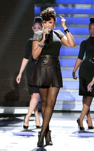 Must-See: Jennifer Hudson & Ne-Yo Perform 'Think Like a Man'