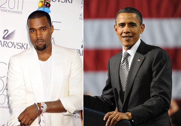 President Obama Calls Kanye West a 'Jackass,' Again