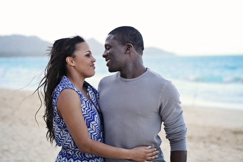Just Engaged: Jasmine and Trevor