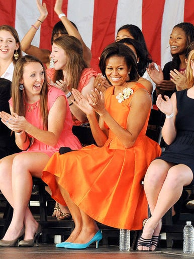 Must-See: Check Out Michelle Obama's Prom Photo