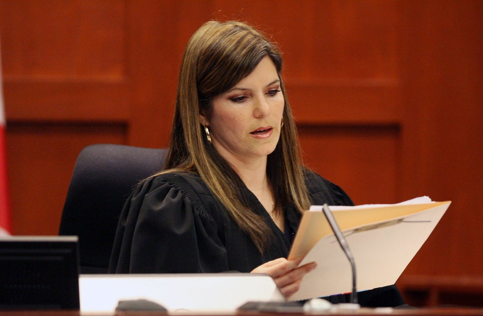 George Zimmerman Asks for New Judge, Cites Conflict of Interest