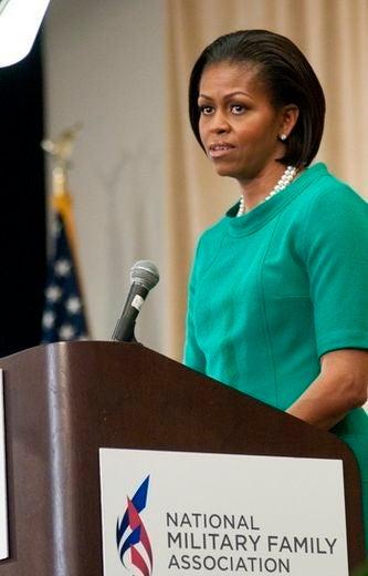 Michelle Obama Calls Trayvon Martin Death a 'Tremendous Loss'