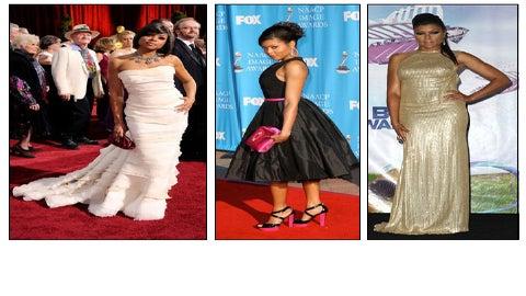 Style File: Taraji P. Henson's Hottest Red Carpet Looks