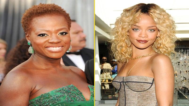Viola Davis and Rihanna Make TIME's 100 Most Influential List
