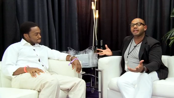Must-See: Anthony Mackie Talks Movies at ESSENCE Music Festival