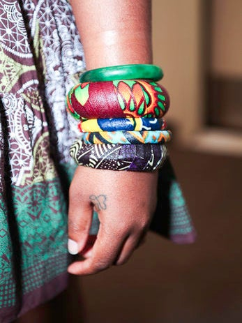 Accessories Street Style: Bangles, Beads and Baubles