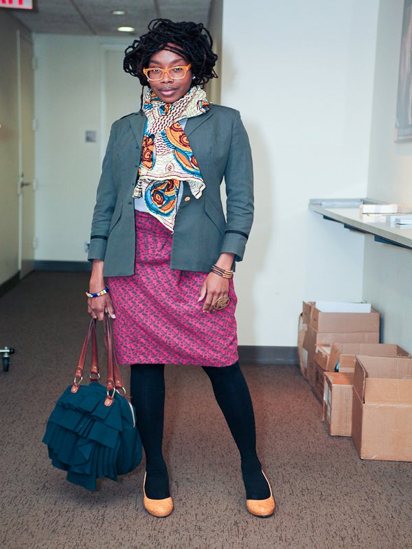 Street Style: Eclectic Cool