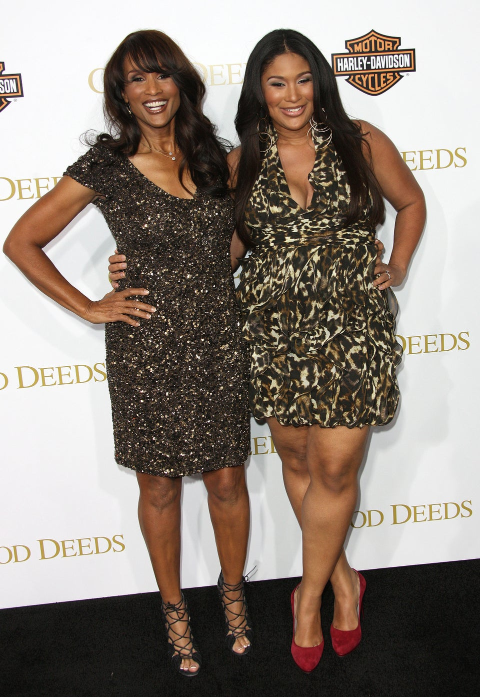 Beverly Johnson's Daughter Anansa Sims Is Expecting Second Child