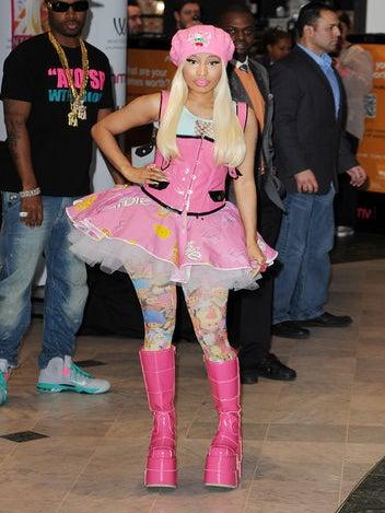 Is Nicki Minaj Quitting Rap?