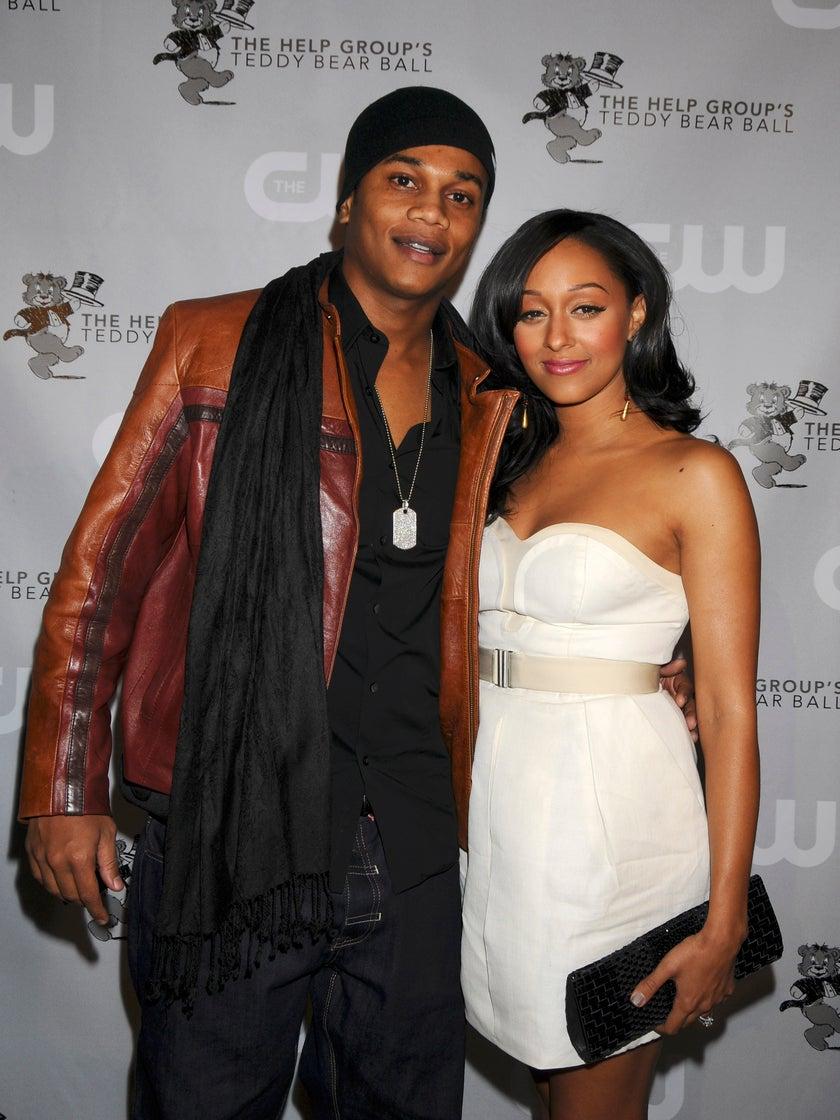 Happy 4th Anniversary, Tia Mowry and Cory Hardrict