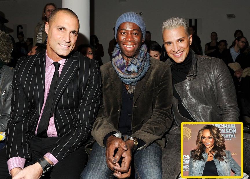 Tyra Banks Fires 'America's Next Top Model' Judges