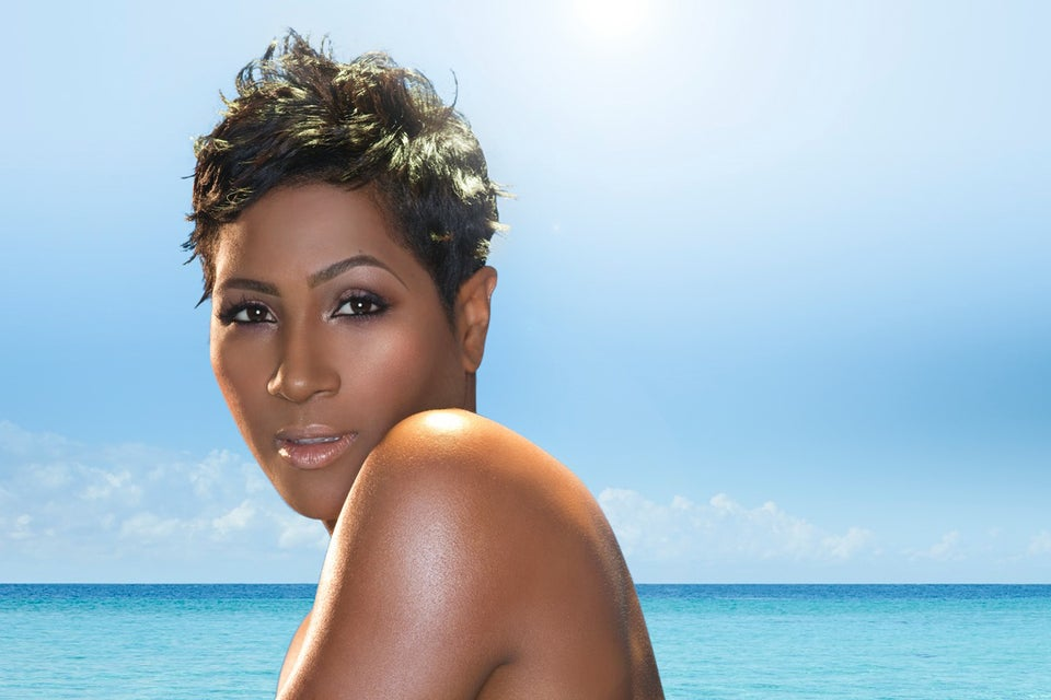 Terri J. Vaughn on Why Love Is Better the Second Time Around