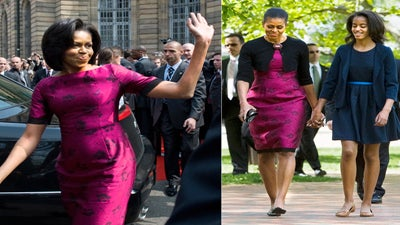 First Lady Style: Mrs. O Shops Her Closet