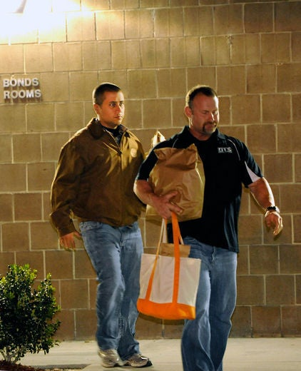 George Zimmerman Officially Released From Jail
