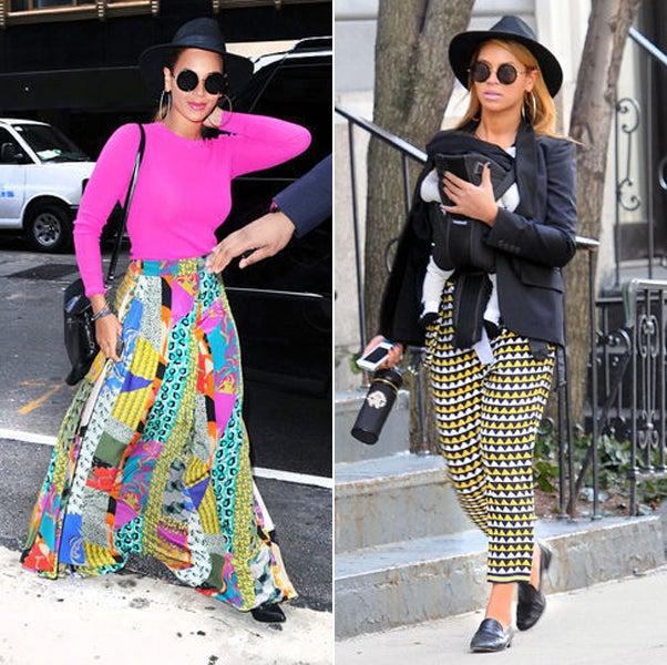 Remix & Repeat: Beyonce and Rihanna