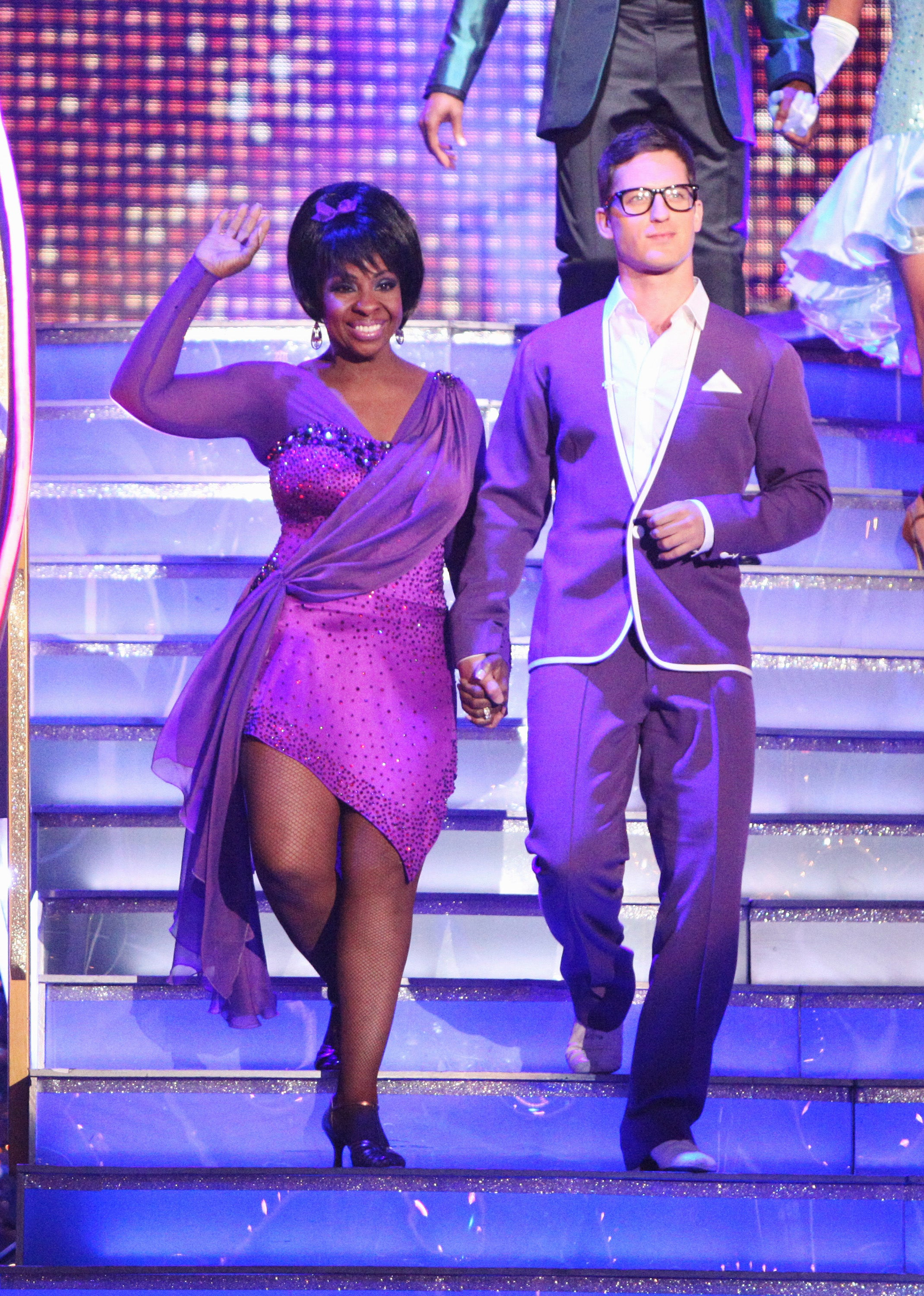 Coffee Talk: Gladys Knight Eliminated from 'Dancing with the Stars'