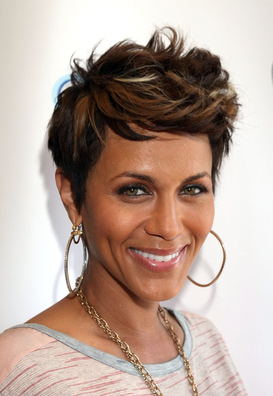 Nicole Ari Parker Takes the Stage