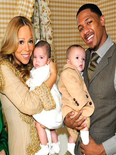 Happy Anniversary, Mariah Carey and Nick Cannon