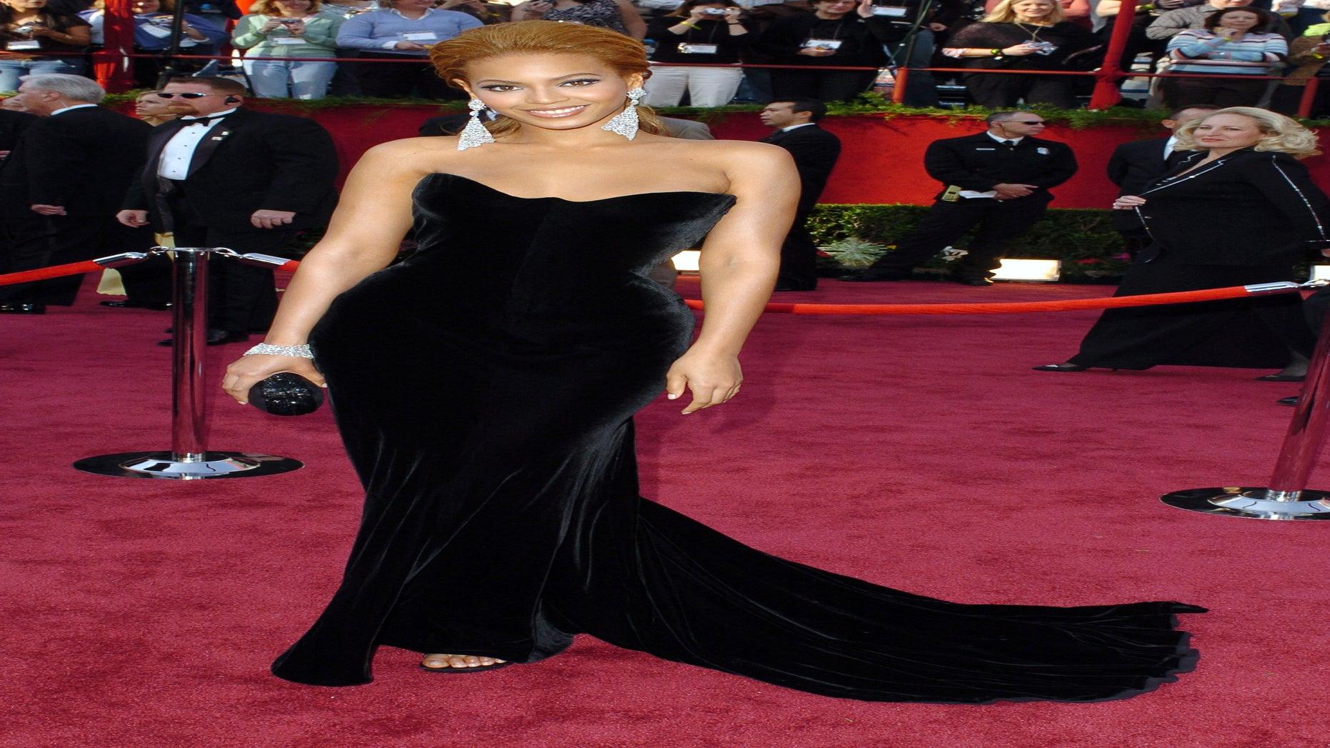 Beyoncé's Top 10 Red Carpet Moments