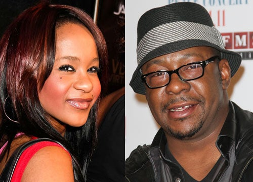 Coffee Talk: Are Bobbi Kristina and Bobby Brown Working on Their Relationship?