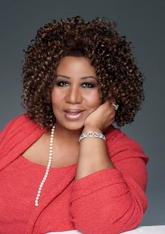 Aretha Franklin Honored as Music Icon, Talks New Album