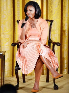 Michelle Obama Surprised that Daughters Prefer to Skip White House Sleepovers