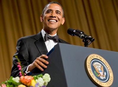 President Obama Hosts White House Correspondents' Association Dinner
