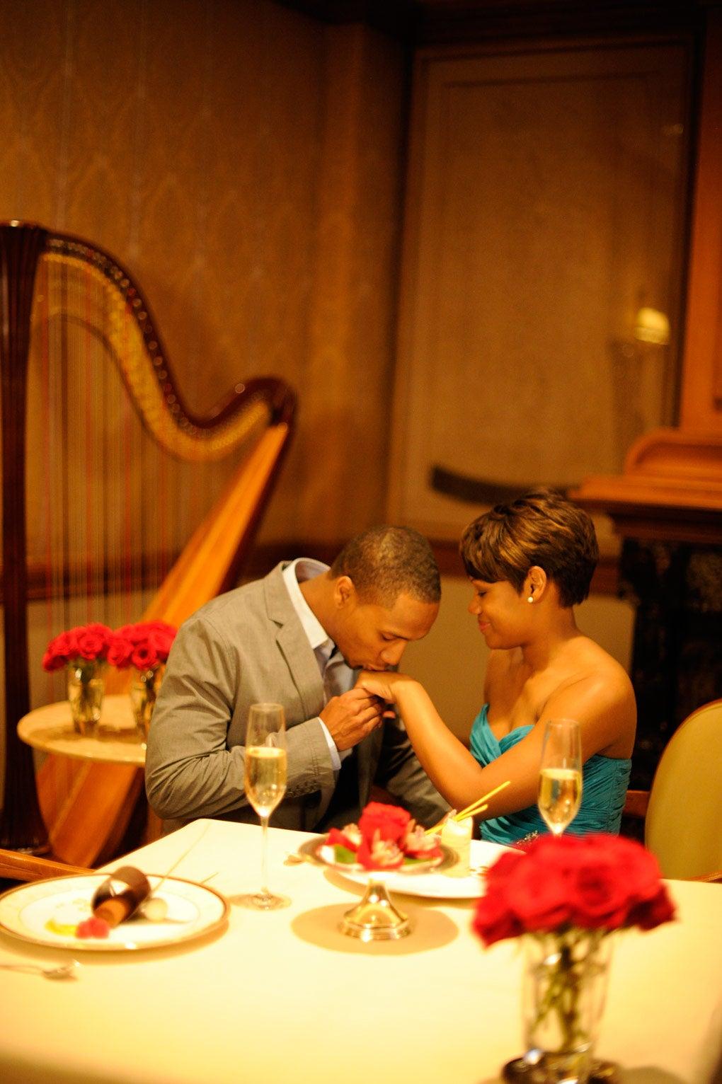 Storybook Wedding: Aaron and Kyla's Proposal