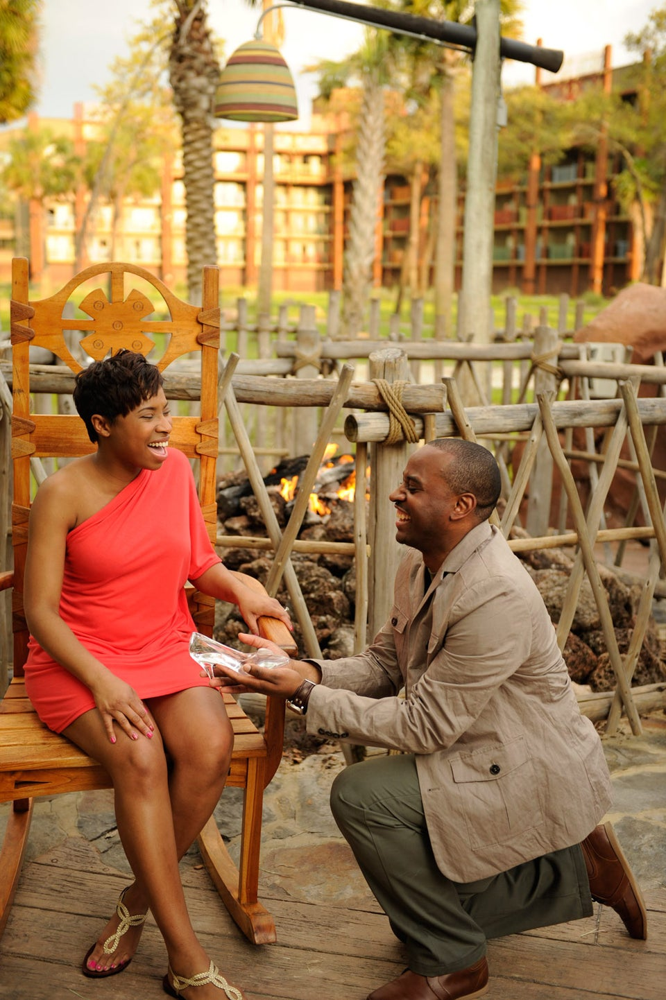 Storybook Wedding: Kurtis and Jennifer's Proposal