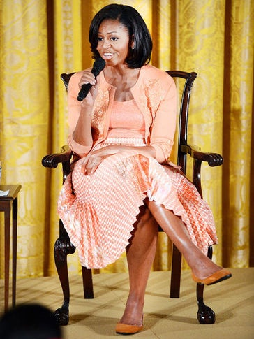 Michelle Obama Secretly Wants to Get Out of the White House More