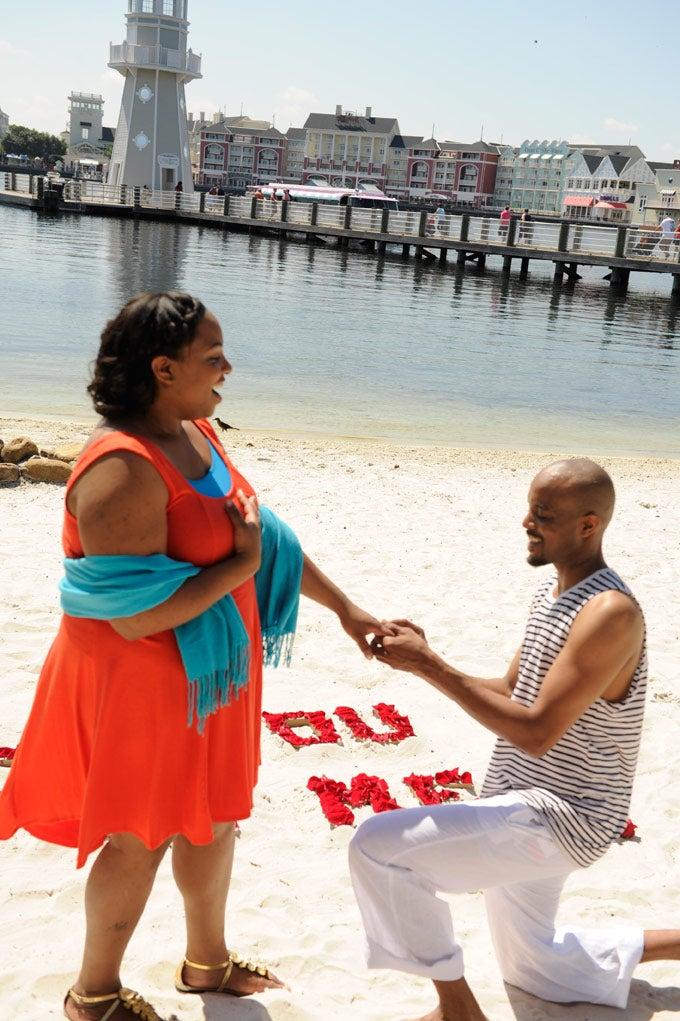 Storybook Wedding: Sammy and Natalie's Proposal